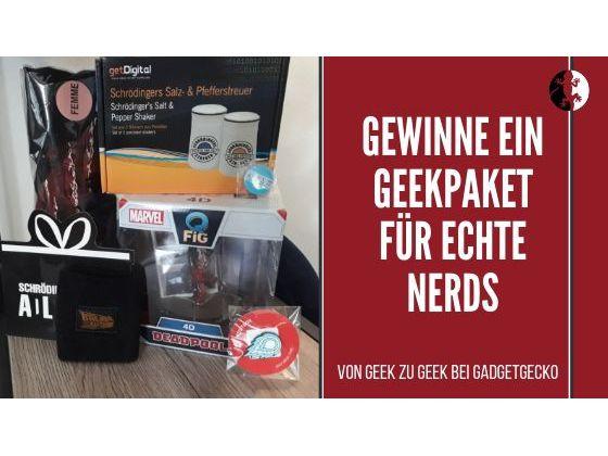 Gadgetgecko Newsletter Gewinnspiel