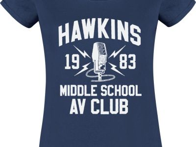 Hawkins Middle School Shirt Vorschau