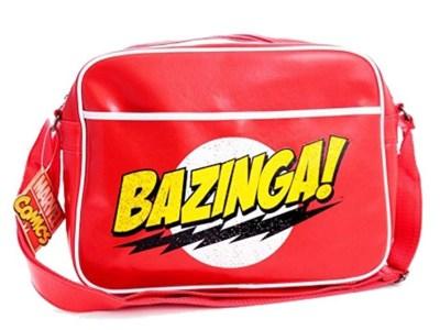 Bazinga Tasche Vorschau