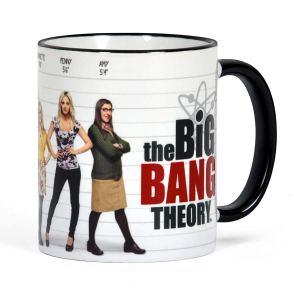 The Big Bang Theory Kaffeebecher Galerie 1