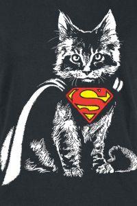 Superman Kätzchen Shirt Galerie 2