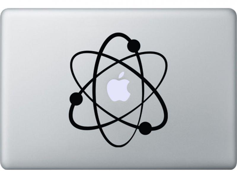 Atom Sticker Vorschau