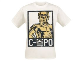 C3PO Shirt Vorschau