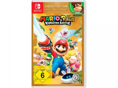 nintendo switch mario & rabbids kingdom battle Vorschau