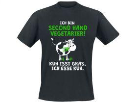 Second Hand Vegetarier Vorschau