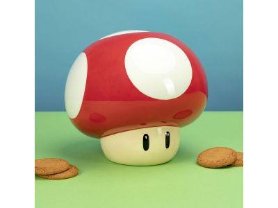 Super Mario Pilz Keksdose Vorschau