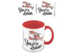 F.R.I.E.N.D.S. lobster tasse