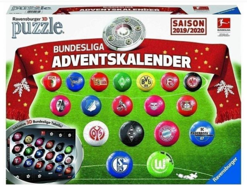 bundesliga adventskalender