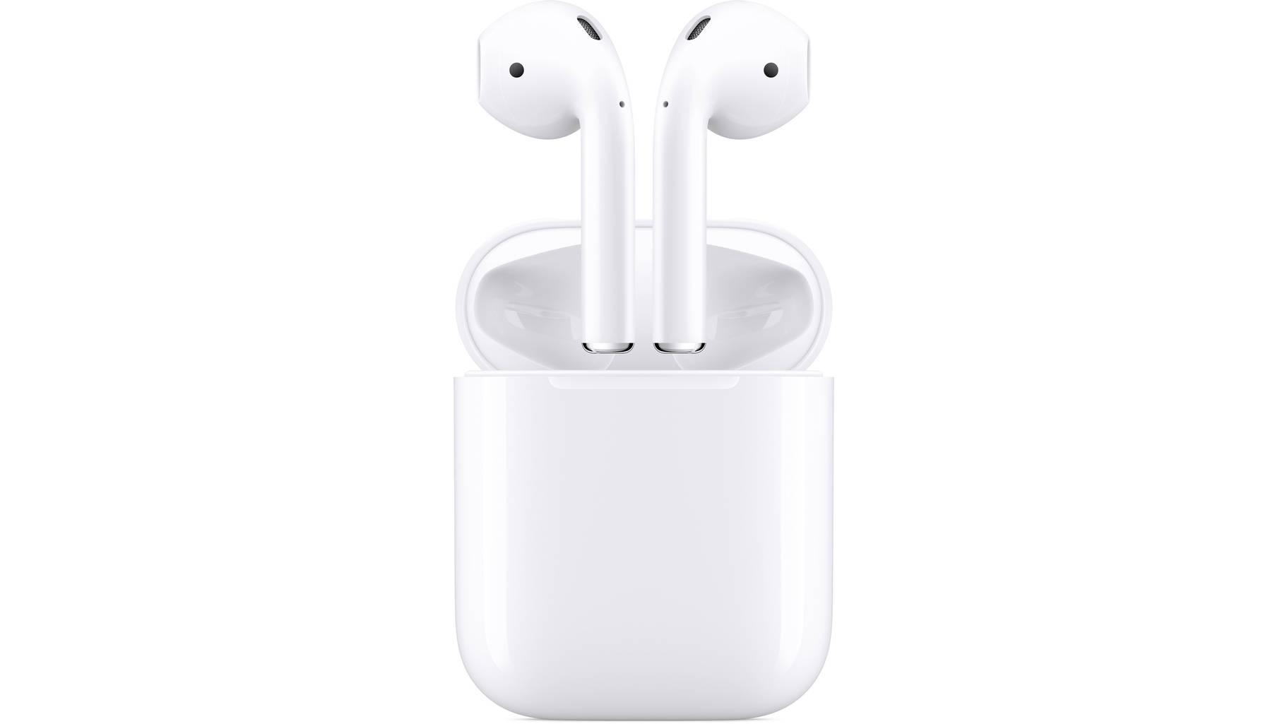 apple airpods Vorschau