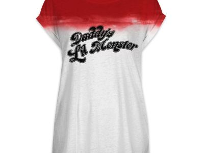 Suicide Squad Girlie Shirt