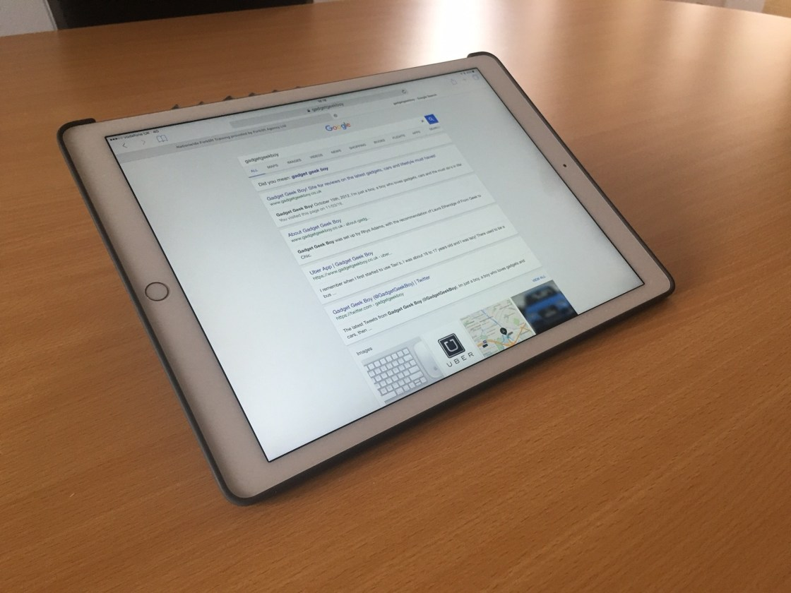 iPad Pro UK Review