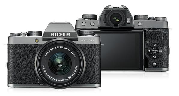 Fuji X-T100 Camera UK