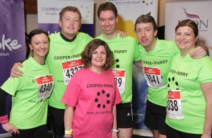 PridePark Net Derby 10k Cooper Parry Team