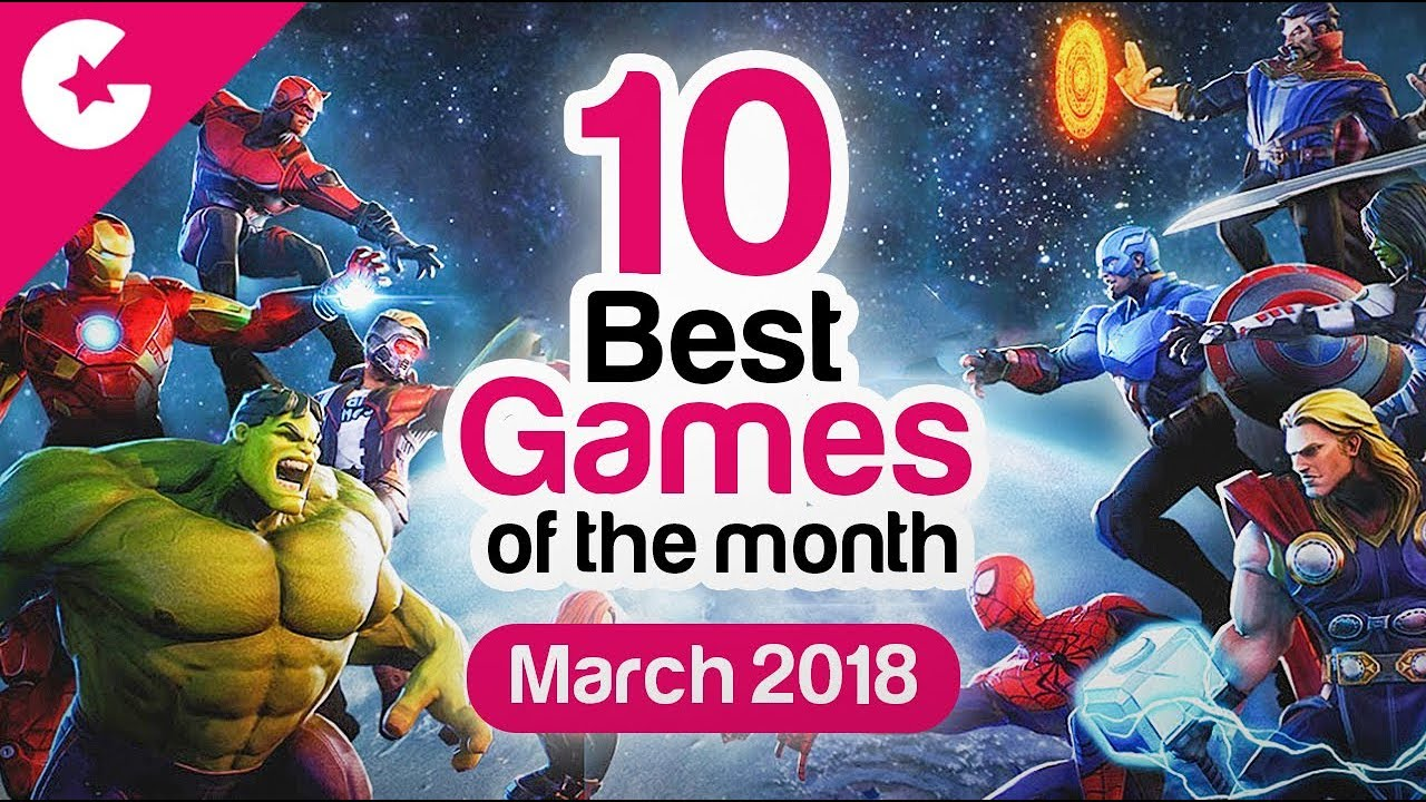 Top 10 Best Android iOS Games   Free Games 2018  March    Gadget Gig