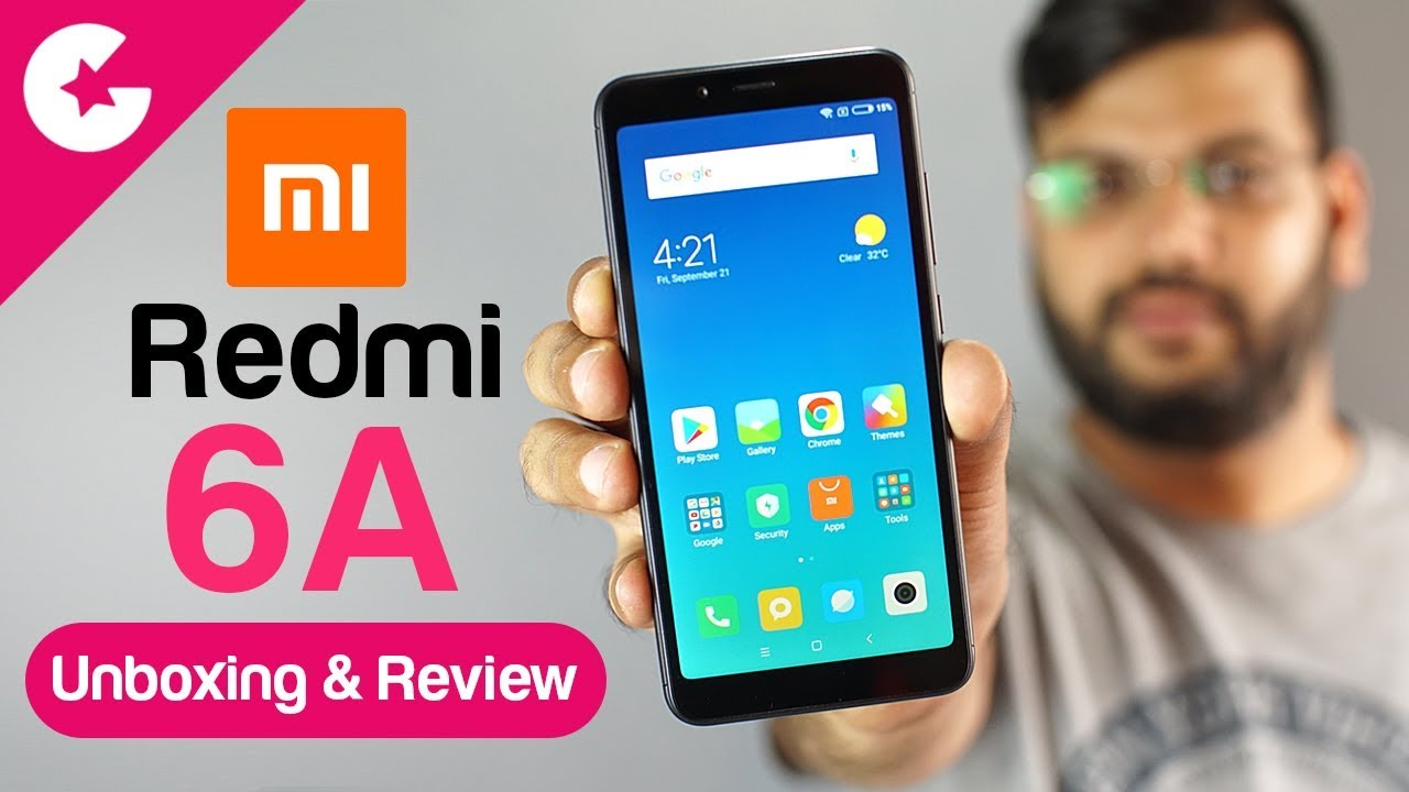 Xiaomi Redmi 6a Unboxing Hands On Review Best Budget 2 16gb Gold Smartphone Gadget Gig