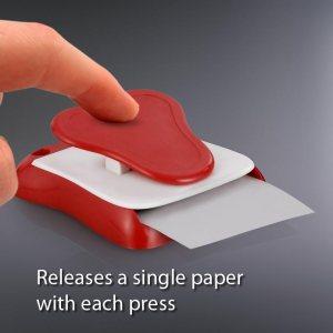 Club Paper Dispenser