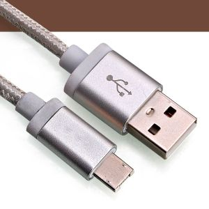 2 Side Cable For Android And Iphone With Light