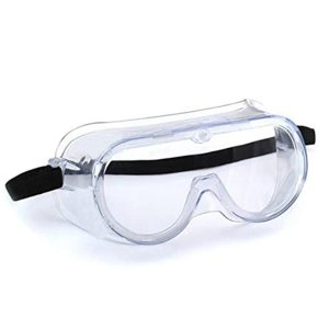 Protective soft Goggles | Made of Medical Grade PVC and Polycarbonate