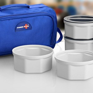 Zippy Delight: 4 Container Lunch Box (Plastic Containers)