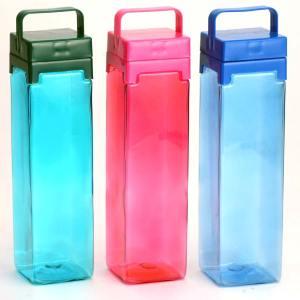 Square Fridge Bottle With Handle