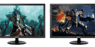 Asus VP228H gaming monitor