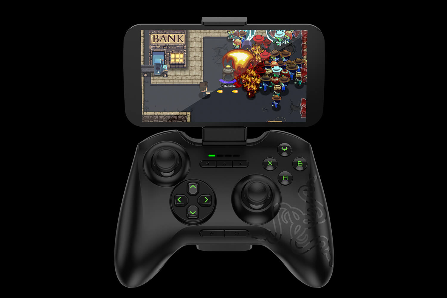 Best Mobile Gamepad For Android To Buy Gadgetmeasure Joystick Double Game Pad Transparant Wellcome Razar Serval With Holder