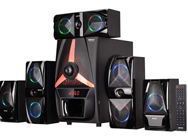 Best 5.1 speakers in india under 10000