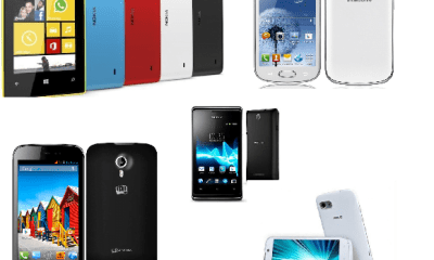 Best 5 Smartphones to buy in India this festive season under Rs. 10,000