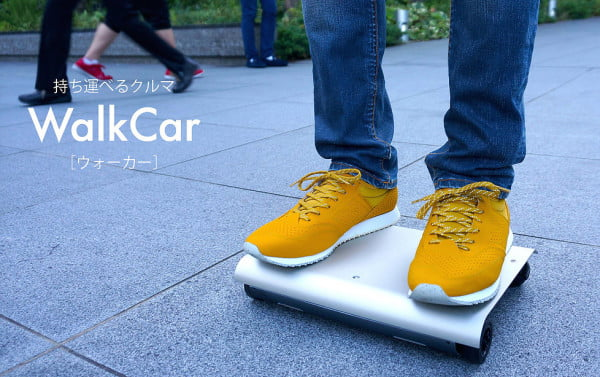 WalkCar Cocoa Motors