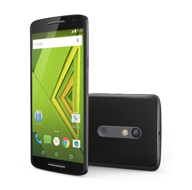 Moto X Play Black
