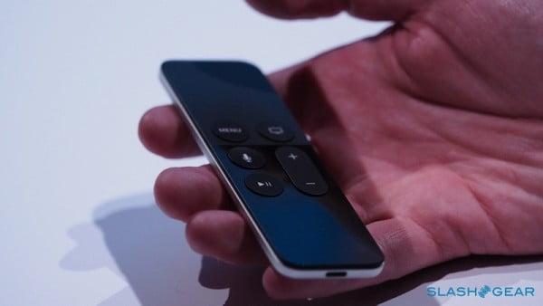 apple tv touch remote fourth generation