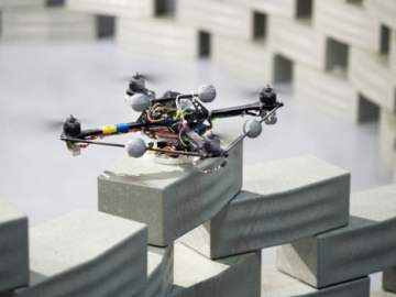 drones in building construction