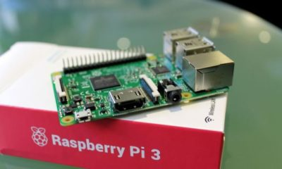 raspberry pi 3 chip