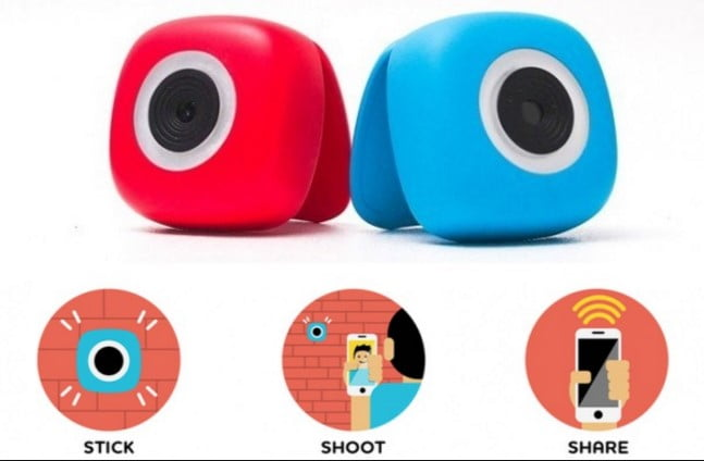 Podo - The Stick and Shoot Camera