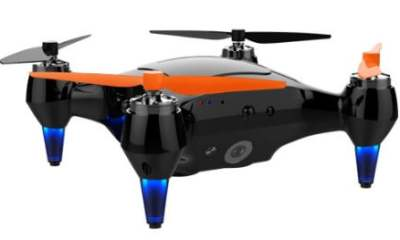 Onagofly palm sized camera drone - stealth black