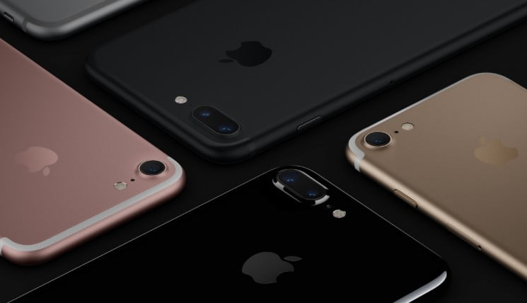 iPhone 7 and 7 Plus released on Oct 7
