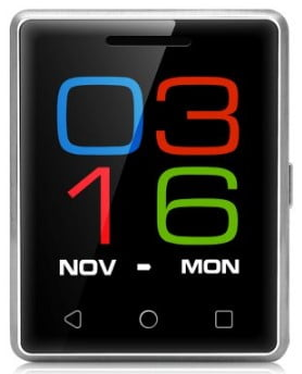 Vphone S8: World's Smallest Touchscreen Phone - Display