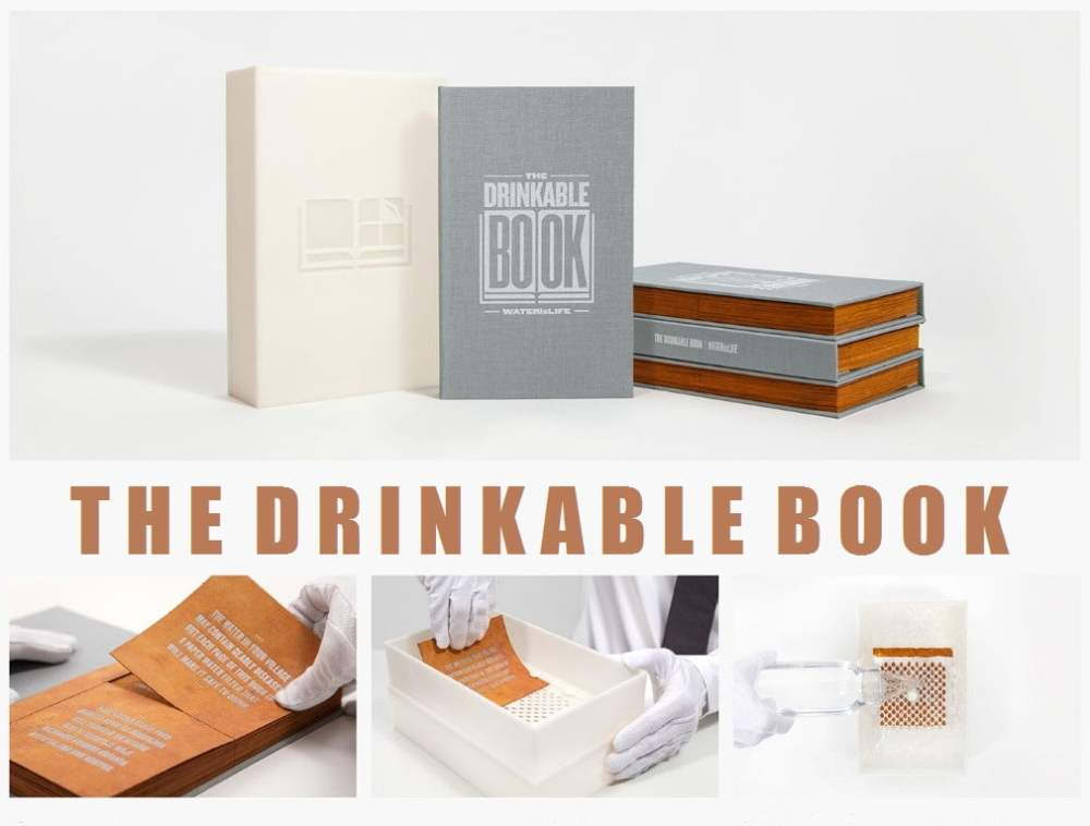 The Drinkable Book - This is how it works !