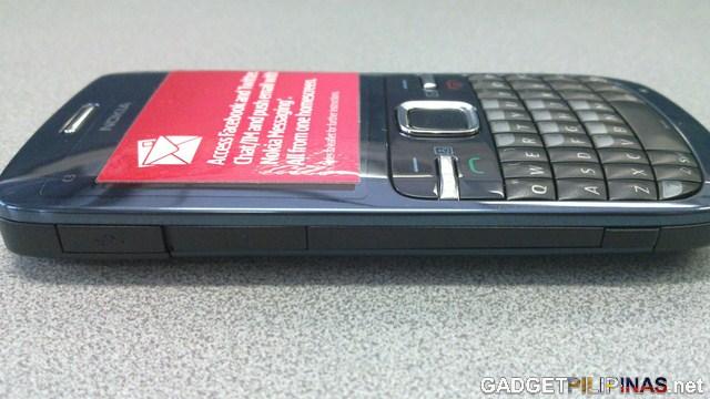 Nokia C3 Unboxing