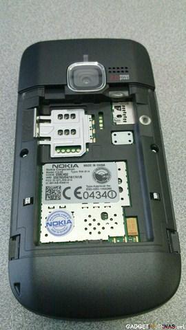 Nokia C3 Unboxing 5