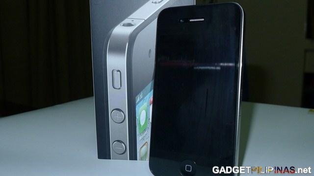 Globe iPhone 4 1