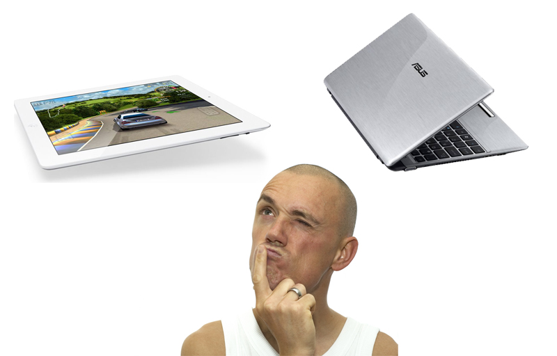 tablet and netbooks