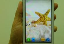 MyPhone A919 Specs