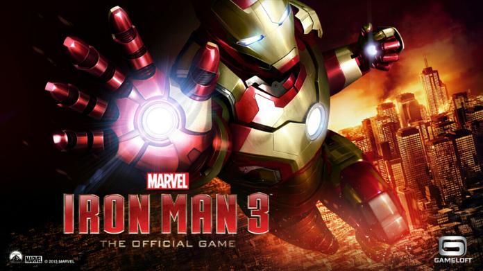 Iron Man, Iron Man 3, Iron Man 3 Game, gameloft, Marvel, Marvel Super Hero, Marvel Games