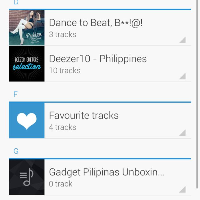 deezer philippines, 5 Things that Make Deezer an Awesome Music Streaming Service, Gadget Pilipinas, Gadget Pilipinas