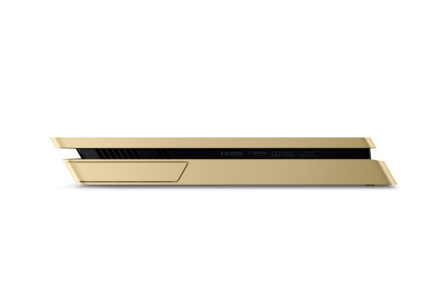 PS4 2000 Gold 11