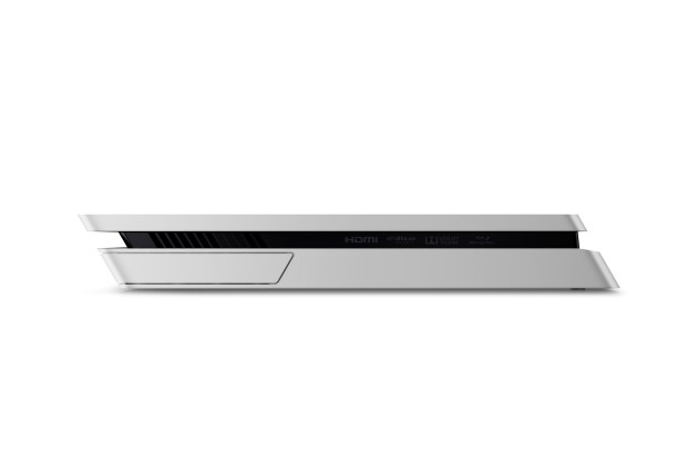 PS4 2000 Silver 11