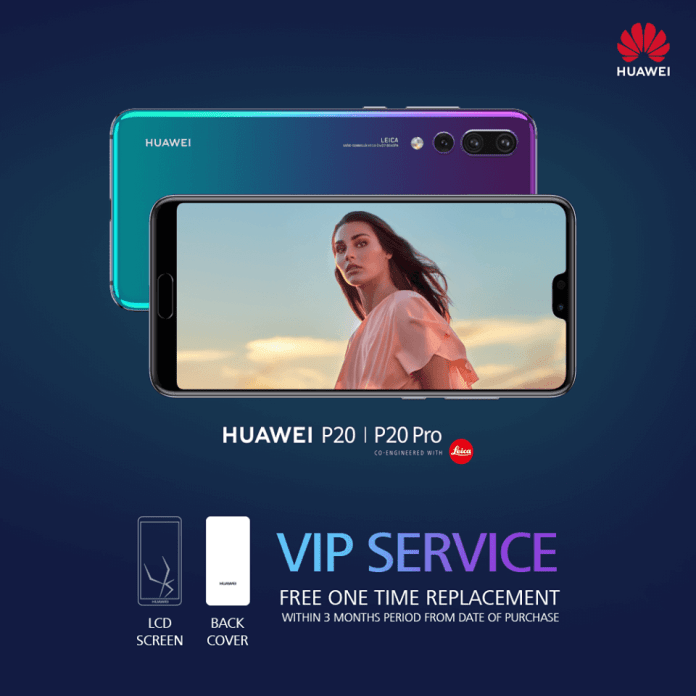 huawei p20, Huawei P20 and P20 Pro Users Get a One-Time LCD Screen or Back Cover Replacement, FREE!, Gadget Pilipinas, Gadget Pilipinas