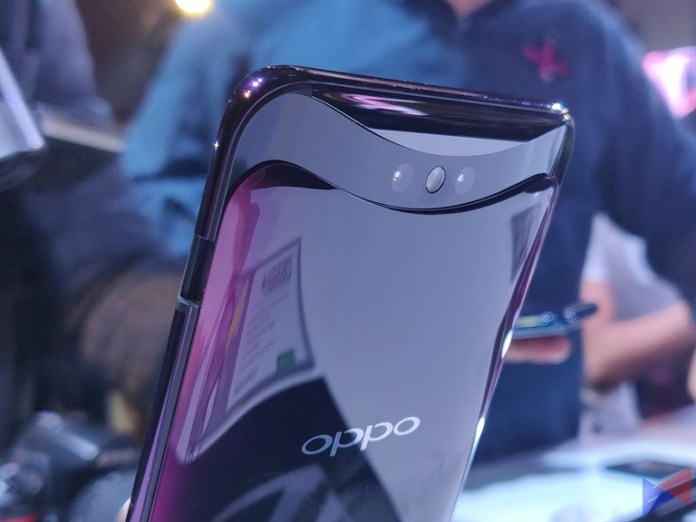 oppo findx launch 5
