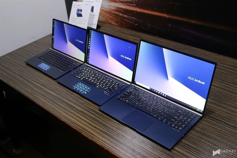 ASUS Announces ZenBook 13 14 And 15 With Whiskey Lake